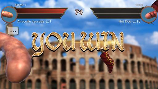 Sausage Legend - Online multiplayer battles apkpoly screenshots 2