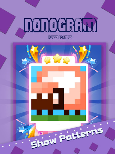 Nonogram - Logic Pixel Cross Puzzle  screenshots 7