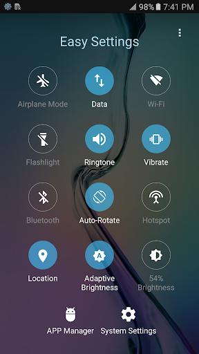 Easy Settings - Quick Toggles 2.6 screenshots 7