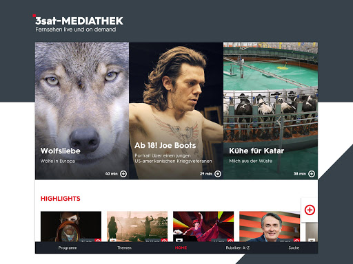 3sat-Mediathek screenshot 6