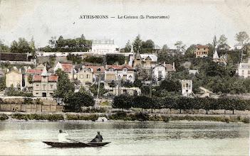 Photo: Athis-Mons — Le Coteau (2e Panorama)