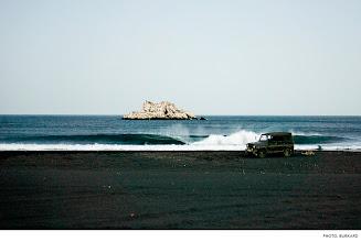 Photo: Kamchatka, Russia. Photo: Burkard #surferphotos
