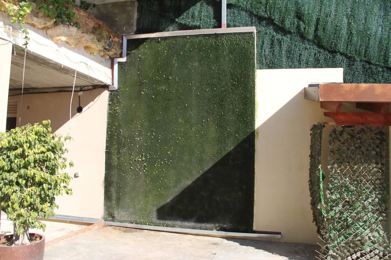 Jardín vertical Leaf.skin