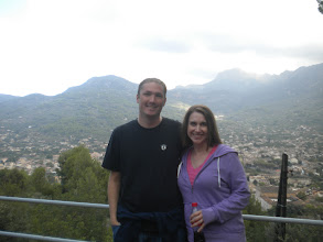 Photo: Soller in background