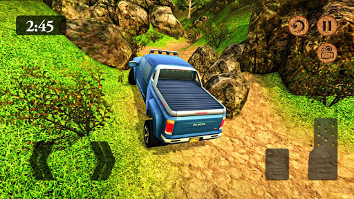 Extreme Offroad Driving Revolution : Spin Tires 1.0 screenshots 3