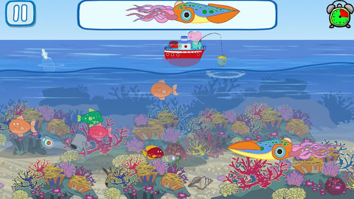 Funny Kids Fishing Games filehippodl screenshot 4