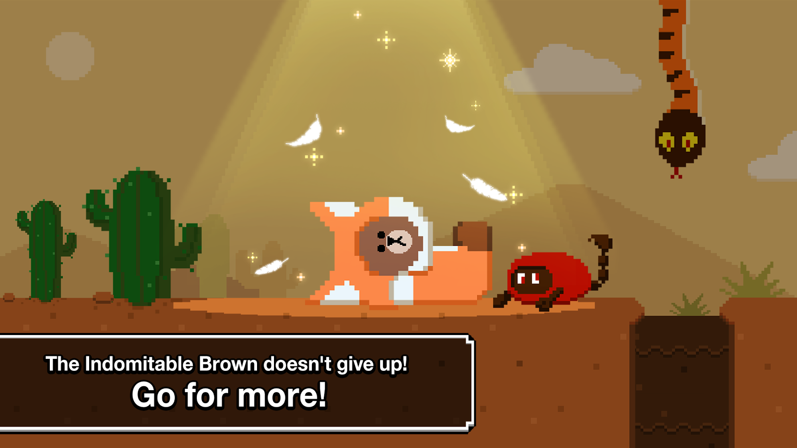 Brown Run- screenshot