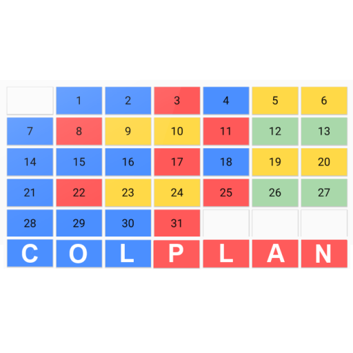 My Schedule - Colplan Icon