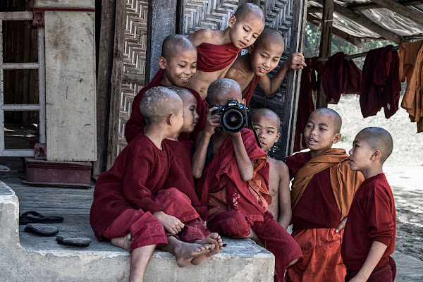 Little monks workshop di Sergio Pandolfini
