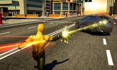 Gangster speed hero: Robot fighting gamesのおすすめ画像1