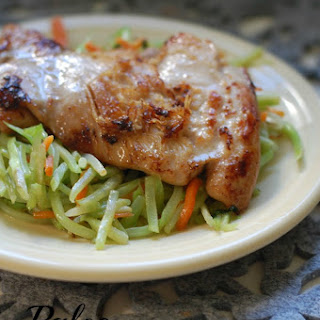 Paleo Teriyaki Chicken (Soy-free!)