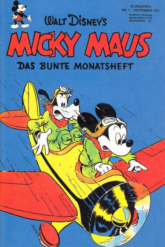 Micky Maus (1951) - komplett