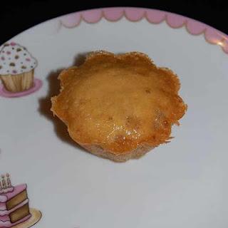 Salted Caramel Lava Cake.