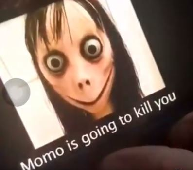 The image of the character named Momo.