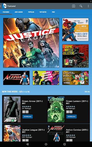 DC Comics  screenshots 7