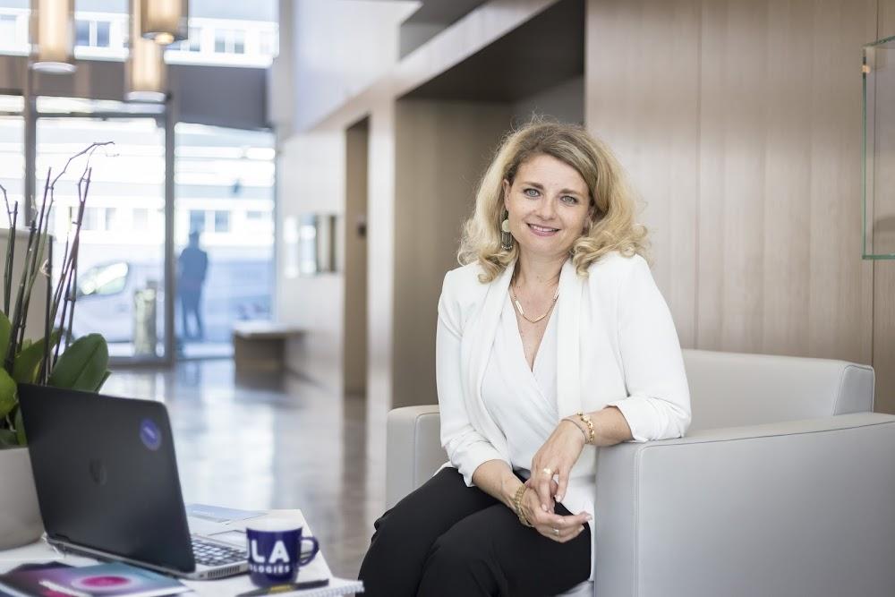 Nathalie, Directrice de Pôle Alsace