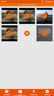 HDV - HD Video Downloader - náhled