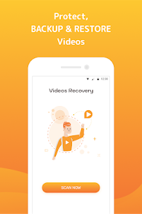 Video Recovery – Protect, Backup & Restore Videos 1