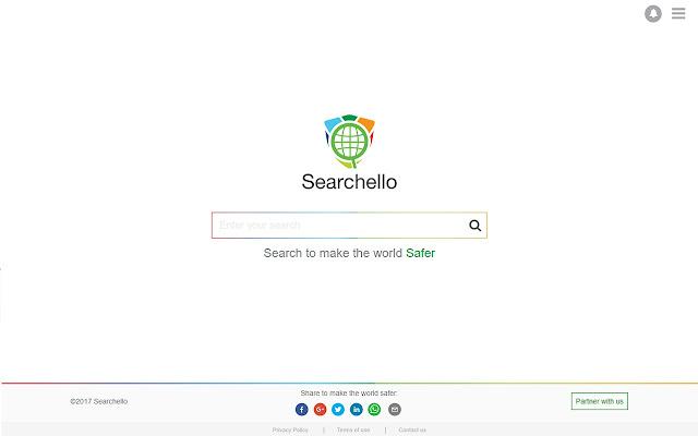 Searchello - Safe Search Engine