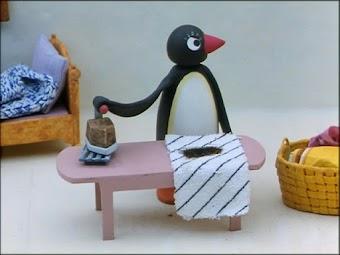 Pingu's Curling Party