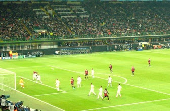 Photo: Ac Milan V Real Madrid