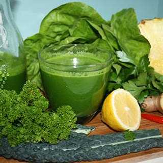 A Green Juice for Weight Loss