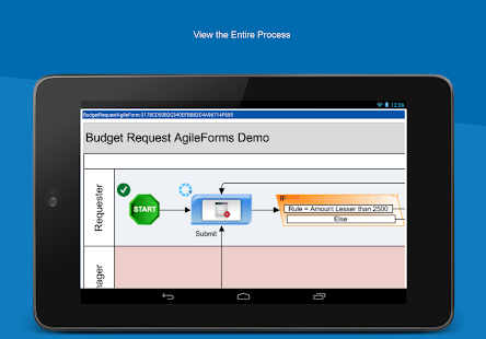 AgilePoint NX screenshot