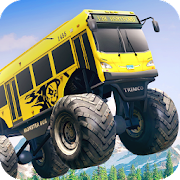 Game Crazy Monster Bus Stunt Race APK for Windows Phone