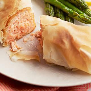 Salmon Phyllo Dough Recipes.