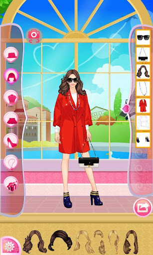 Helen Paris Fashion Dress Up