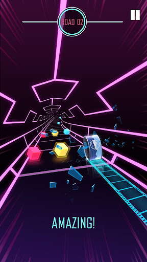 Roller Rush screenshot 3