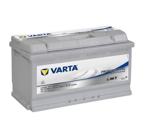 Varta Fritidsbatteri 12V/90Ah