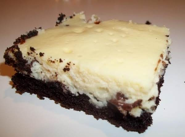 Ooey Gooey Fudge Nut / Cream Cheese Bars Recipe