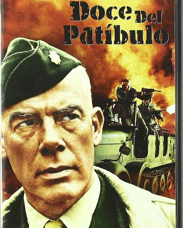 Doce del patíbulo (1967, Robert Aldrich)
