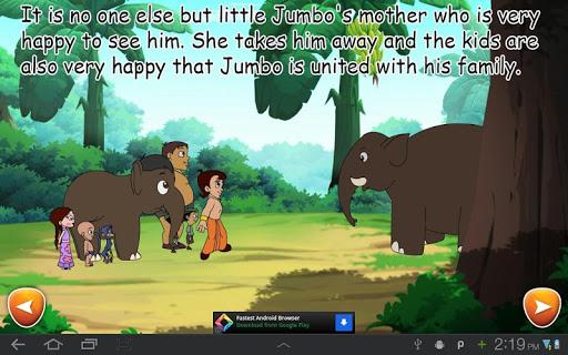 Chhota Bheem & Jumbo Comic
