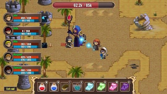 Soulbound Raiders 2