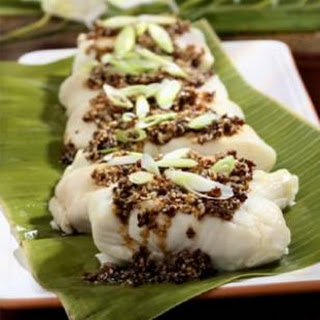 Ginger-Steamed Fish with Troy's Hana-Style Sauce.