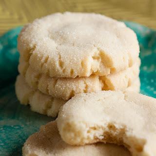 Sugar Crunch Cookies.