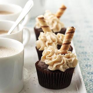 Mochaccino Cupcakes.