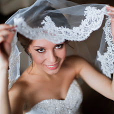 Wedding photographer Marina Pomorina (FotoRealistika). Photo of 13.11.2015