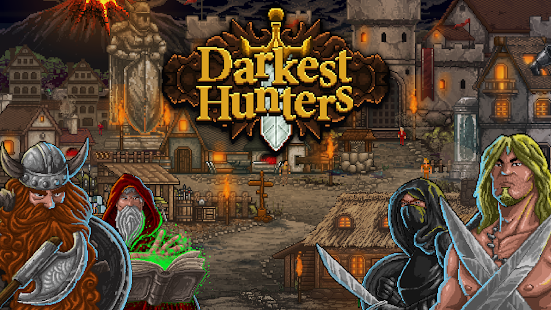 Darkest Hunters Screenshot