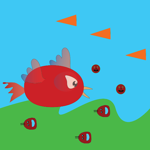 Flying Fish Out of the Water