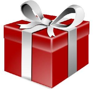 Image result for gift exchange for kids clipart