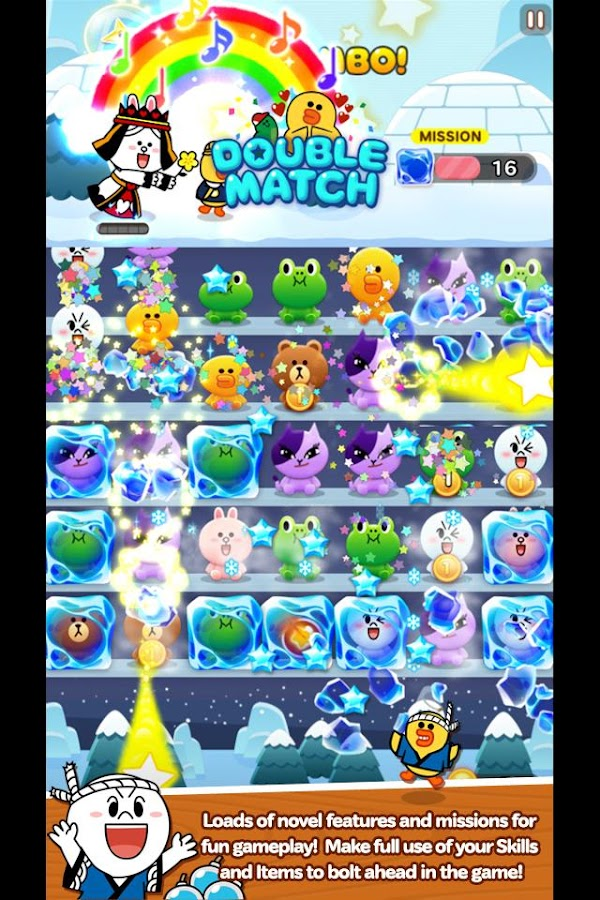 Game Download LINE TOYS 1.0.40 Apk 2016 | Full Android