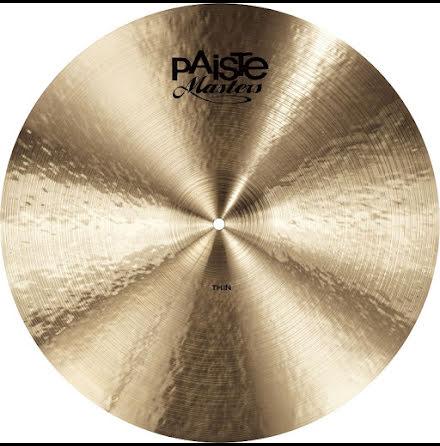 20'' Paiste Masters - Thin