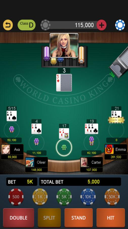 World Casino King- screenshot