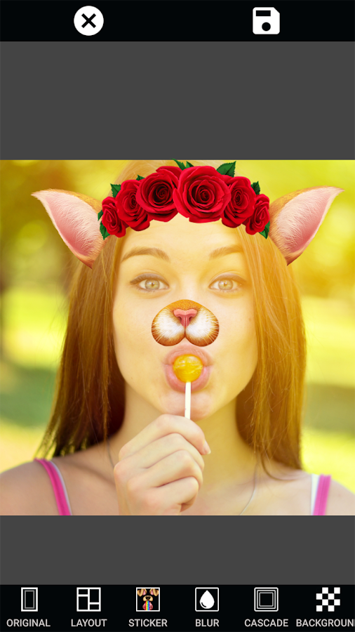 Photo Editor Collage Maker Pro- screenshot
