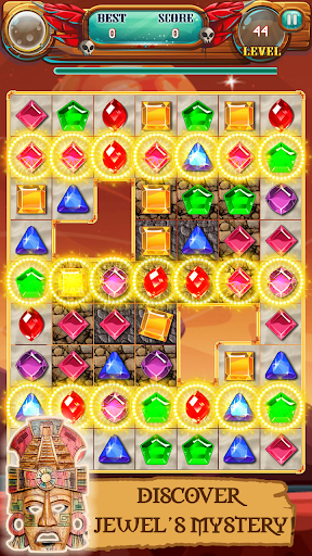 Jewels Deluxe - new mystery & classic match 3 free 3.2 screenshots 9