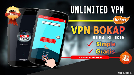 VPN Bokap Buka Blokir 8.1 screenshots 3