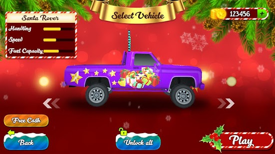 Santa Gift Delivery 2018 – Christmas Games - náhled